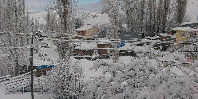 Zara Aşağıçamözü Köyü