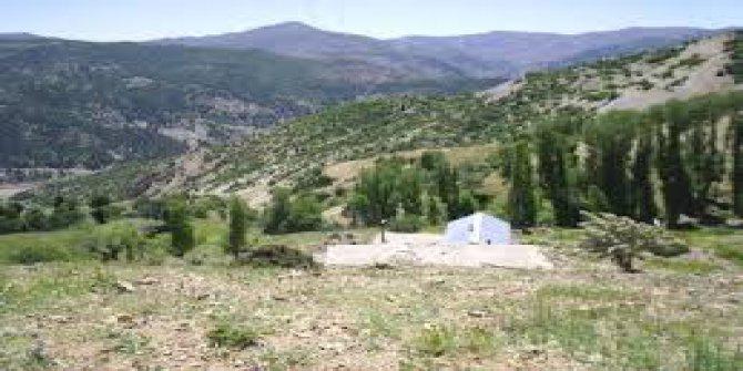 Zara Aşağıçamurcu Köyü