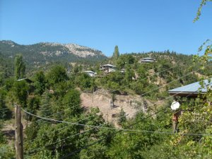 Adana Kozan Yukarıkeçili Köyü