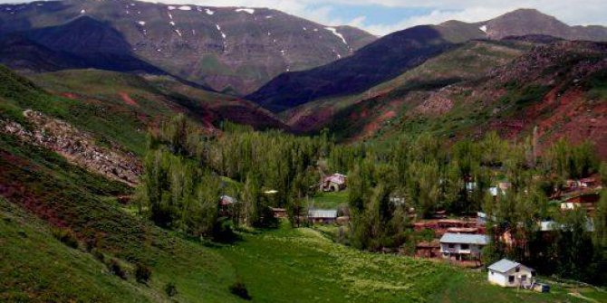 Zara Taşgöze Köyü