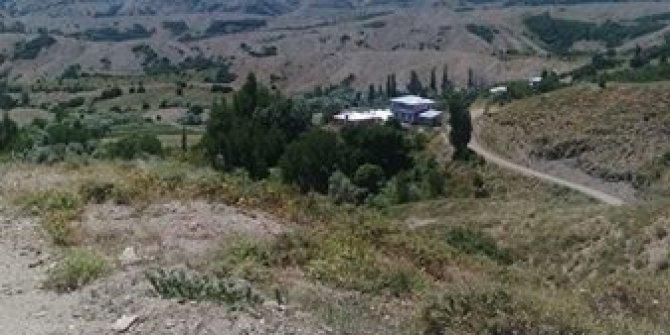Zara Topaktaş Köyü