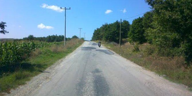 Söğütlü Tokmaklıdere Köyü