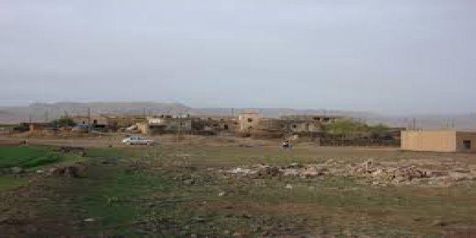 Derik Karaburun Köyü