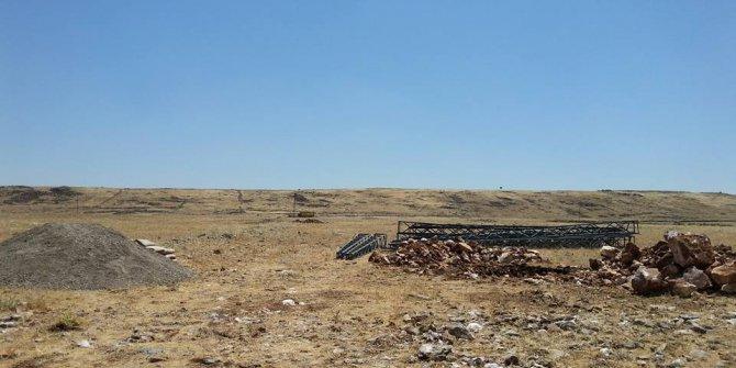 Derik Pınarcık Köyü