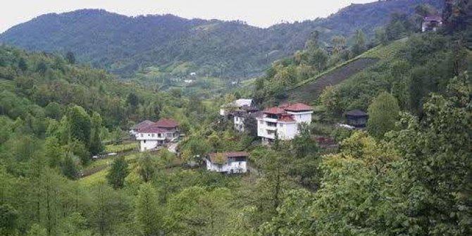 Fındıklı Derbent Köyü