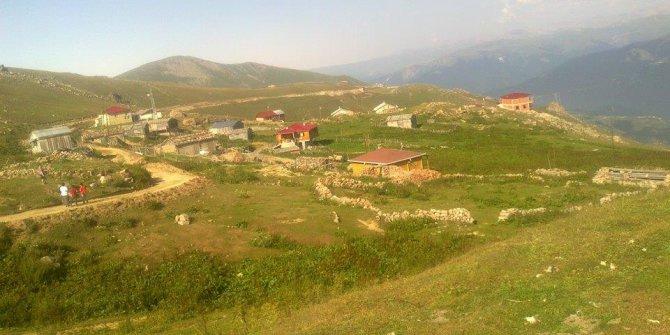 İkizdere Diktaş Köyü