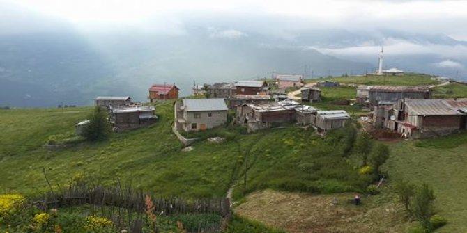 İkizdere Meşeköy Köyü