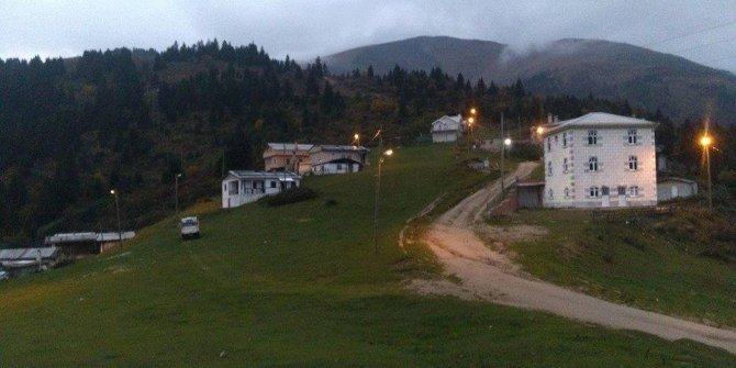 İkizdere Tozköy Köyü