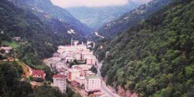 İkizdere Tulumpınar Köyü