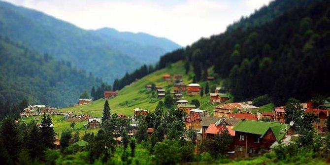 Pazar Yeşilköy Köyü