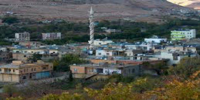 Yeşilli Uzunköy Köyü