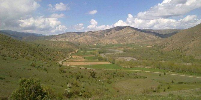 Kelkit Çağlar Köyü