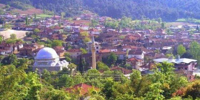 Sarıggöl Alemşahlı Köyü
