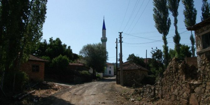 Soma Çatalçam Köyü