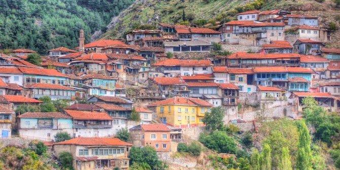Soma Darkale Köyü