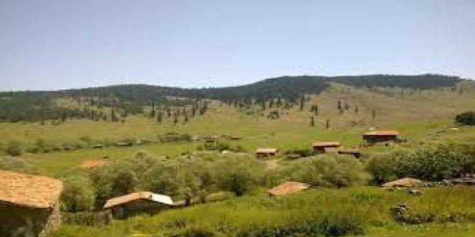 Gerede Kayısopran Köyü