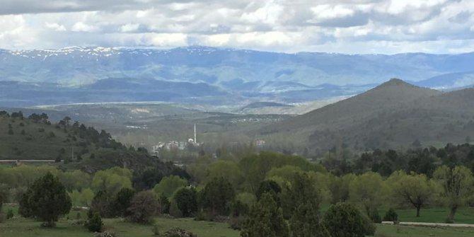 Şiran Yukarıkulaca Köyü