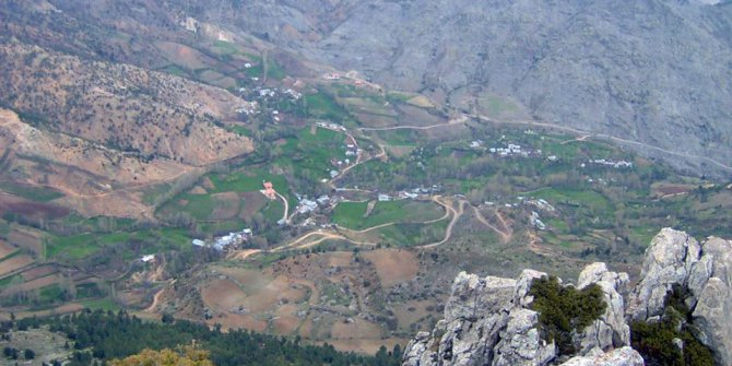 Torul Bahçelik Köyü