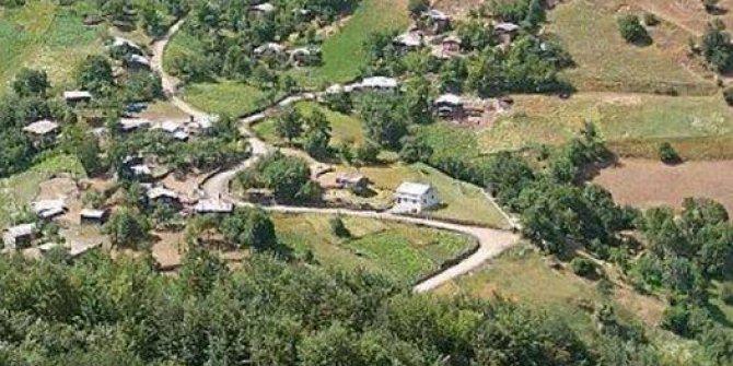 Dereli Kızıltaş Köyü