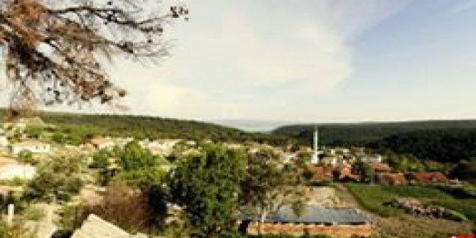 Eceabat Behramlı Köyü