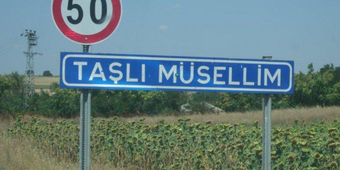 Lalapaşa Taşlımüsellim Köyü