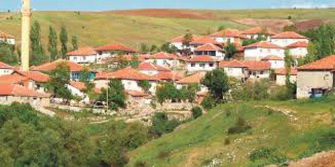 Yahşihan Hacıbalı Köyü