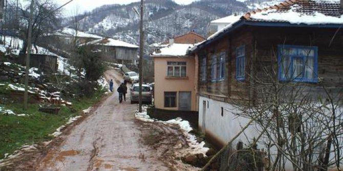 Cide Menük Köyü