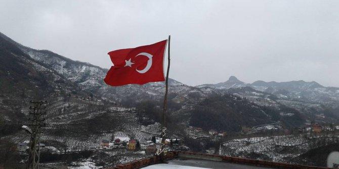 Tirebolu Çamlıöy Köyü