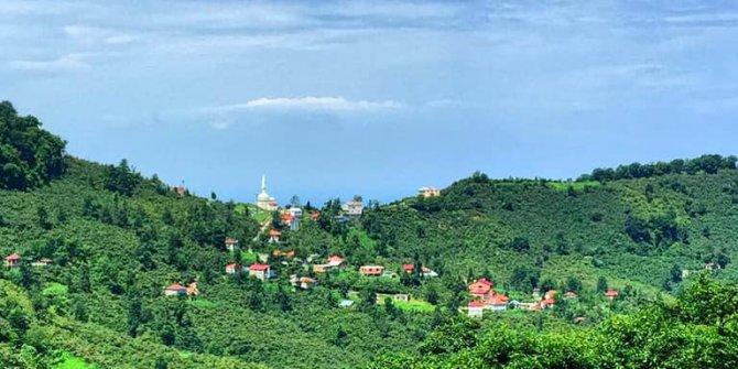 Tirebolu Hacıhüseyin Köyü