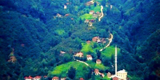 Tirebolu Ketençukuru Köyü