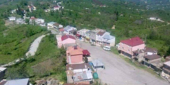 Tirebolu Kovapınar Köyü