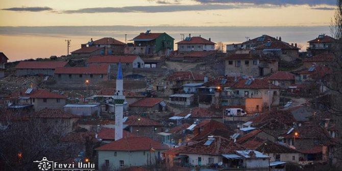 Uşak Çukurağıl Köyü