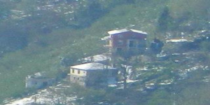Giresun Sıvacı Köyü