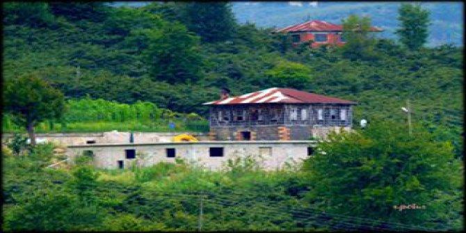 Giresun Uzgur Köyü