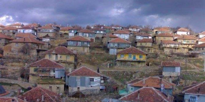Uşak Eskigüney Köyü