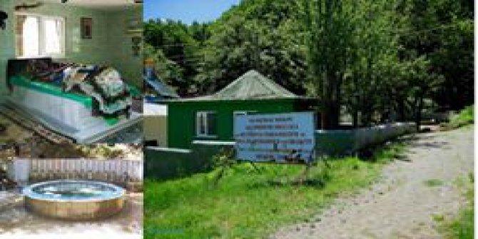 Pülümür Senek Köyü