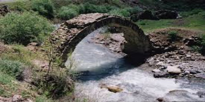 Pülümür Turnadere Köyü