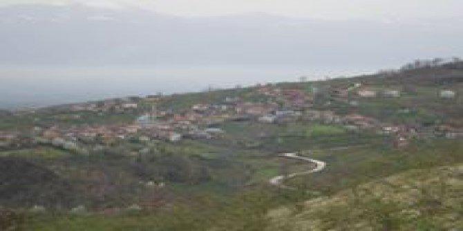 Düzce Suncuk Köyü