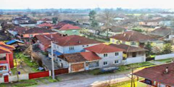 Düzce Üçyol Köyü