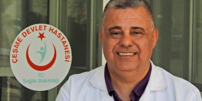 Bayramda Çeşme'de 6 Bin 500 Kişiye Sağlık Hizmeti Verildi