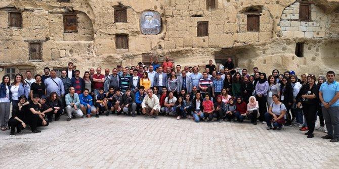 Okul Sporları'nda Final Öncesi Kültürel Gezi