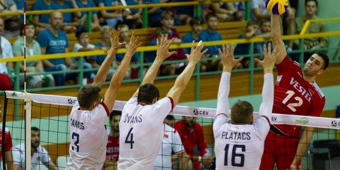 A Erkek Milli Takımı, Avrupa Altın Ligi'nde Namağlup Final Four'da