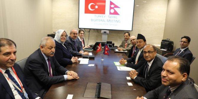Türkiye İnsani Yardımda Örnek