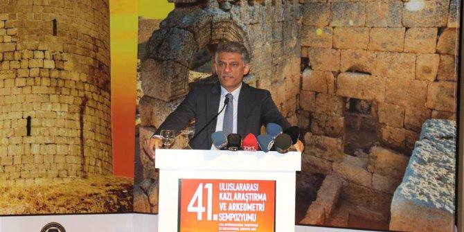 Uluslararası Arkeoloji Buluşması Diyarbakır'da Başladı