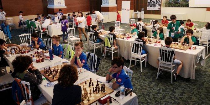 Çubuk Belediyesi 5. Uluslararası Satranç Turnuvası
