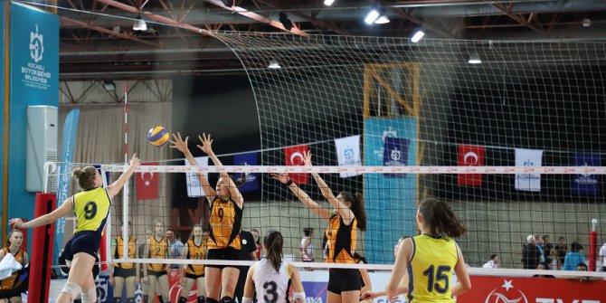 Yıldız Erkekler Ve Genç Kızlar Türkiye Şampiyonası Başladı