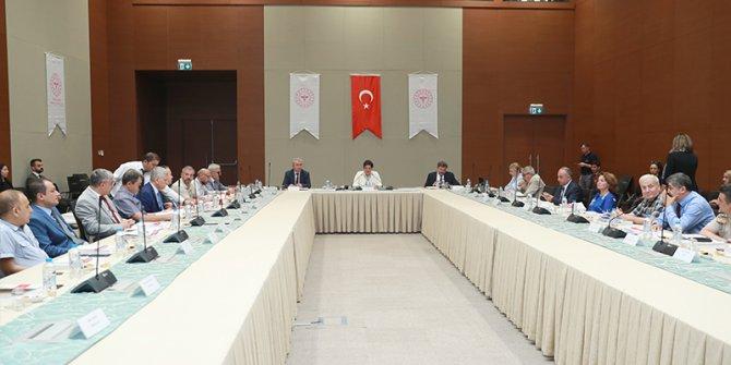Türkiye Zoonotik Hastalıklar Eylem Planı Yapıldı