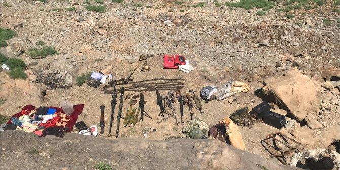 Irak'ın Kuzeyinde 4 Haftada 96 Pkk'lı Terörist Etkisiz Hale Getirildi