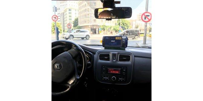 Taksilerde Gizli Kamera Dönemi