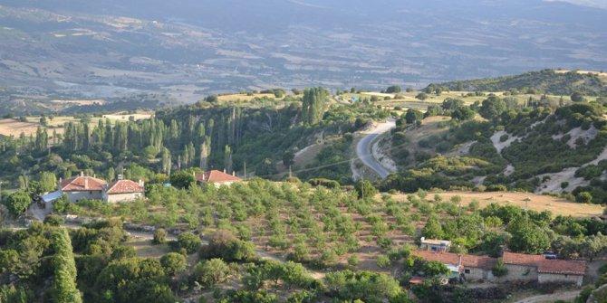 Uşak Ulucak Köyü